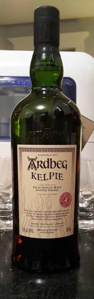 Ardbeg Kelpie Committee Release Review